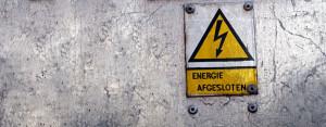 Afsluiting energie