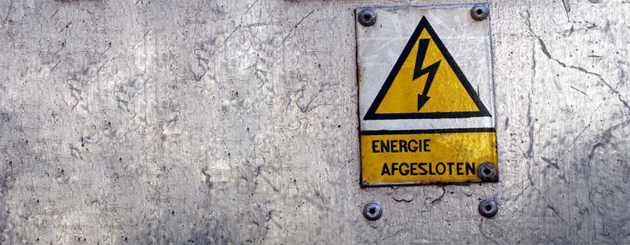 Afbeeldingsresultaat voor energie afsluiten
