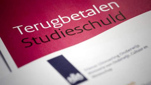 kwijtschelding studieschuld