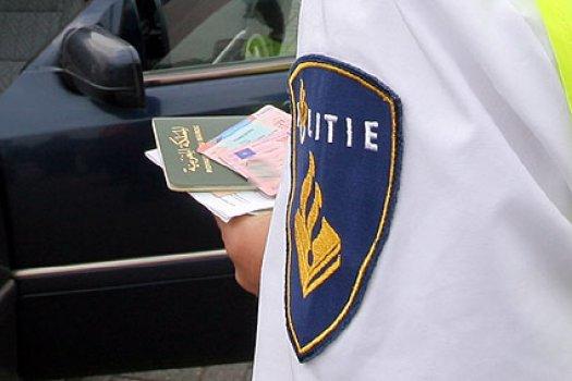 rijbewijs ingevorderd